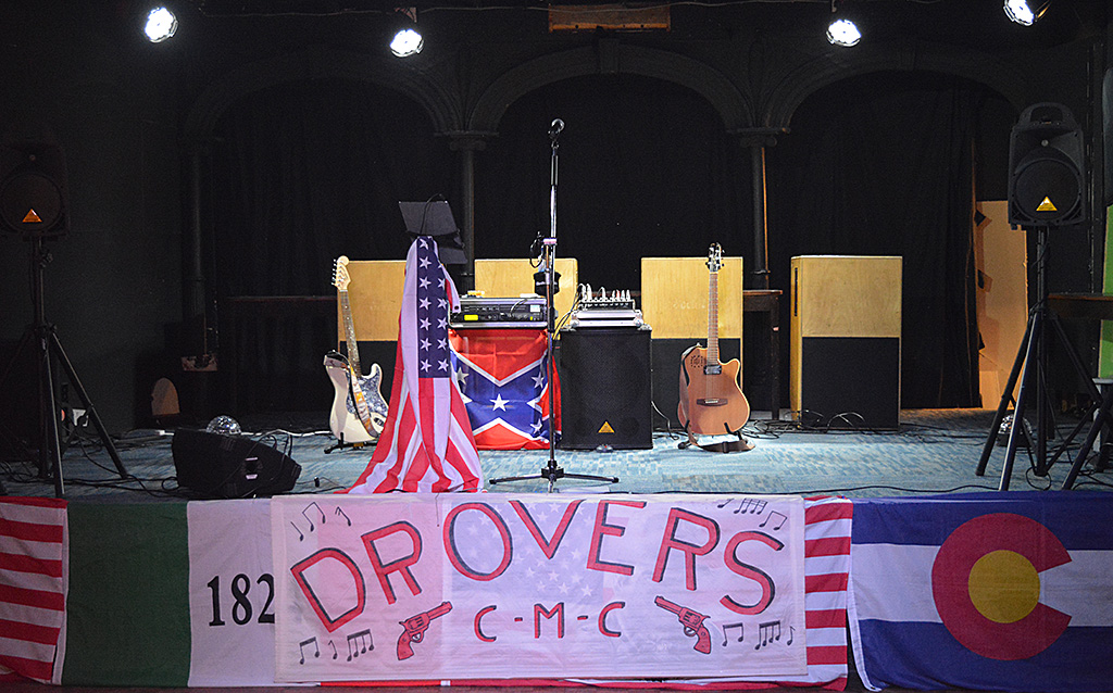 The Drovers CMC